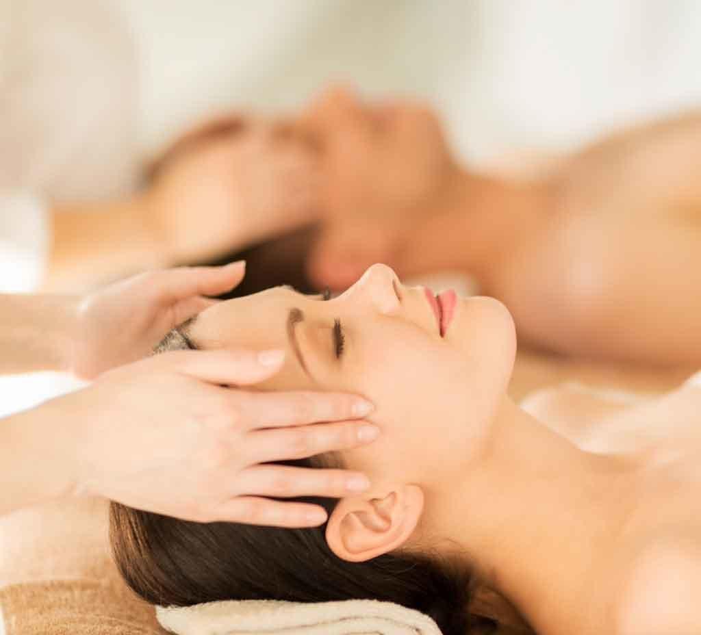 romantic couple massage opt
